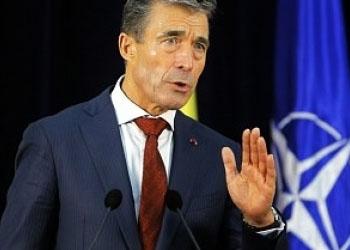 НАТО призывает Россию не поддерживать сепаратистов на Украине