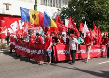 Социалисты грозят массовыми протестами накануне подписания Соглашения