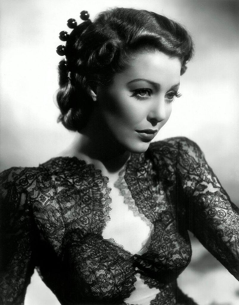 Loretta Young-1940