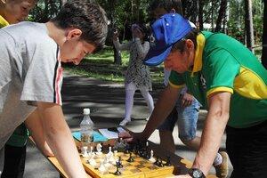 Спортивная аллея на День города. 31.05.14