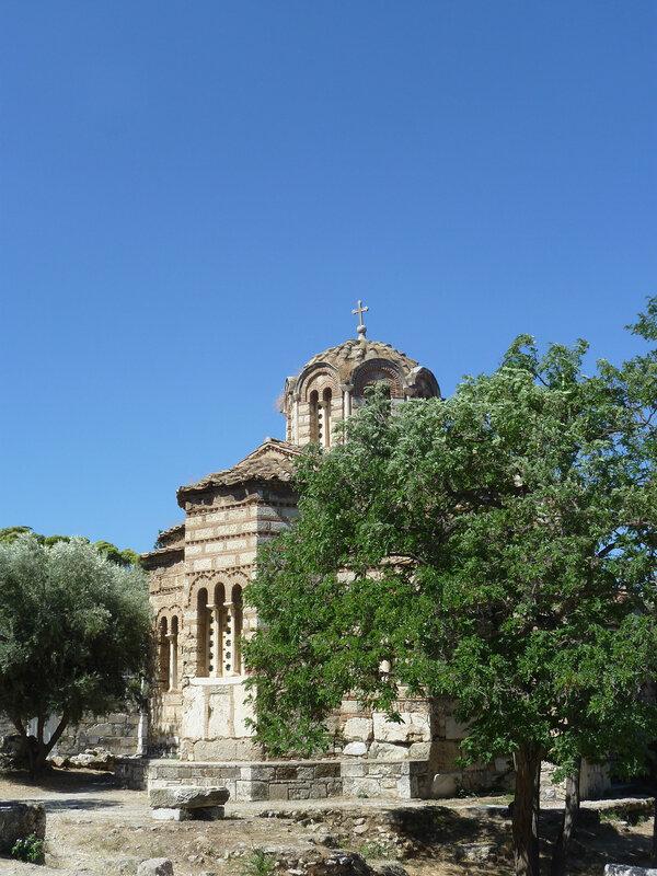 Церковь Святых Апостолов на Агоре