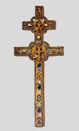 Крест Ефросинии Полоцкой
