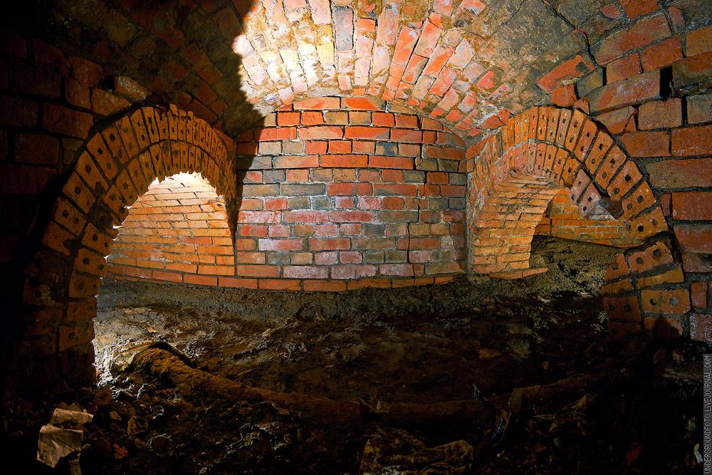 Историческая канализация Москвы