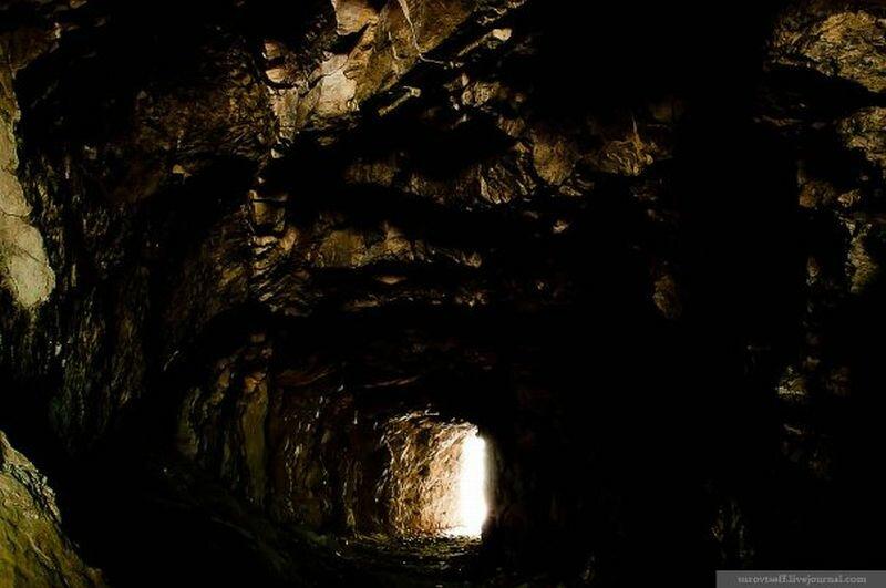 Мрачный тоннель (14.08.2013)