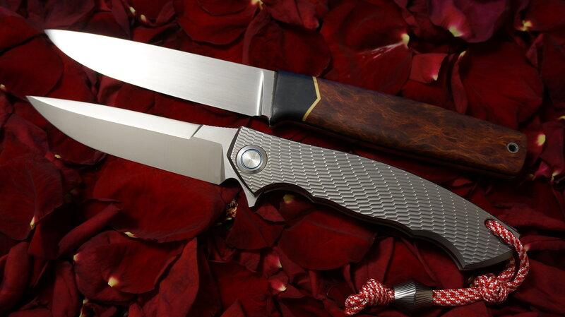 Открытка с ножами, ульяне