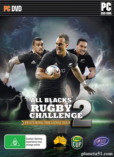 Rugby Challenge 2 - The Lions Tour Edition (2013/ENG/RePack)