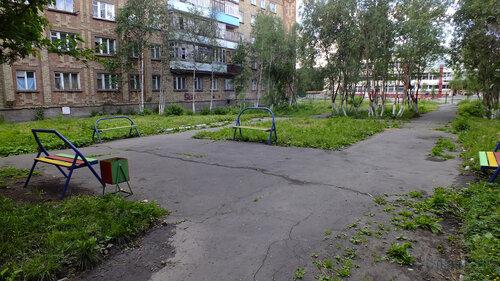Фото города Инта №5070  Куратова 34 и 32 14.07.2013_12:38