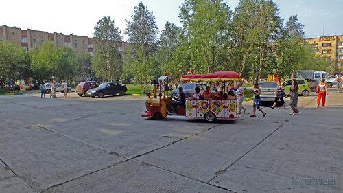 Фото города Инта №5311  Куратова 44 и Воркутинская 3 28.07.2013_12:54