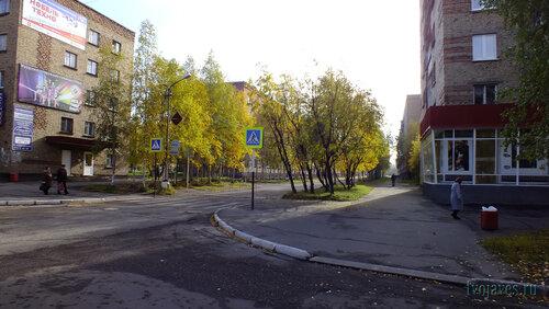 Фотография Инты №5819  Горького 9, Чернова 3, 2 и Горького 11 (магазин
