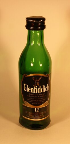 Виски Glenfiddich Single Malt Scotch Whisky 12 Years Old