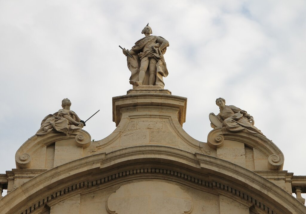 Валенсия. Дворец Юстиции (Palacio de Justicia)