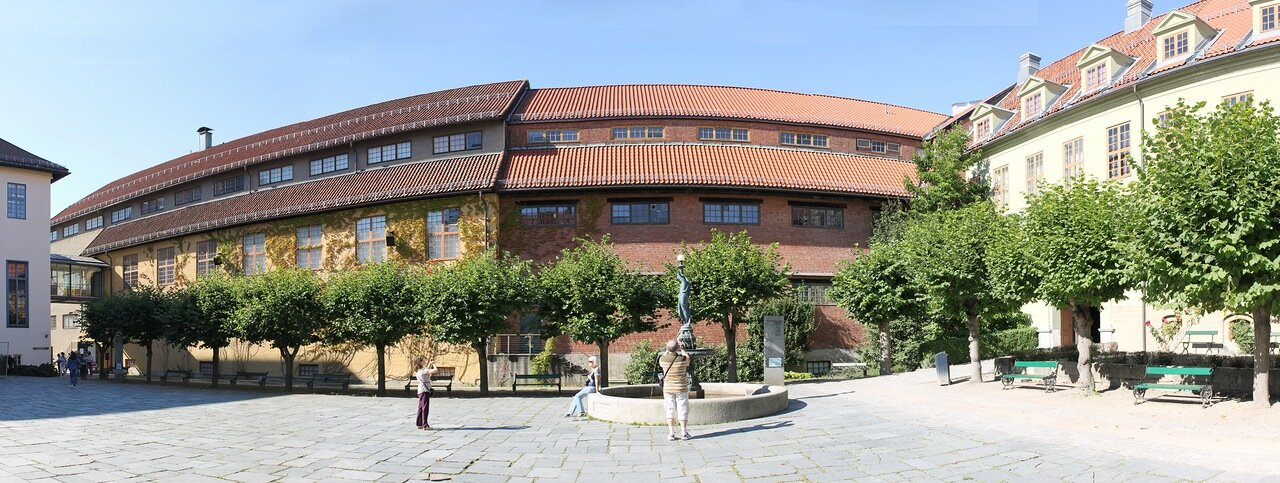 Осло, Бюгдой, Норвежский этнографический музей