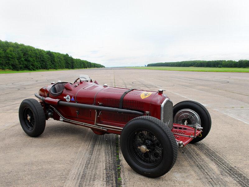 Alfa-Romeo-Tipo-B-1932 - 1935-1