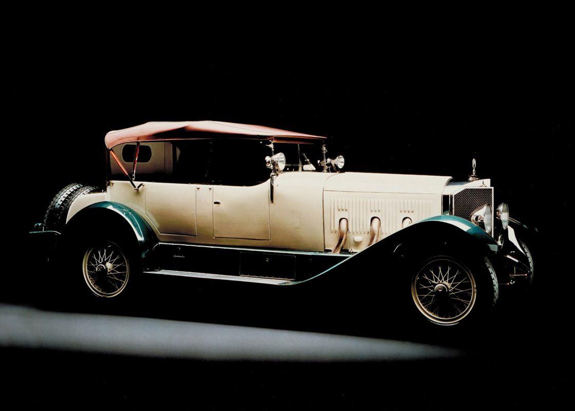 7 Fiat 520 (1927)