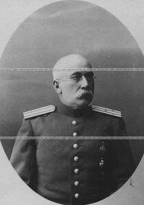 Подполковник армии, ранее служивший в бригаде (портрет).