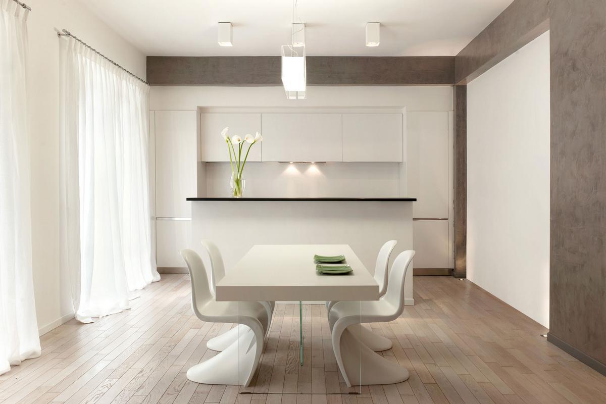 Красивые дизайны двухкомнатных квартир