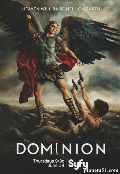 Доминион / Dominion - Полный 1 сезон [2014, WEB-DLRip   WEB-DL 1080p] (LostFilm)