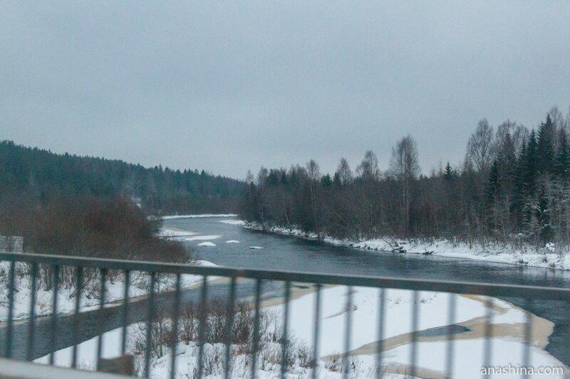 Река Кема, Вологодская область