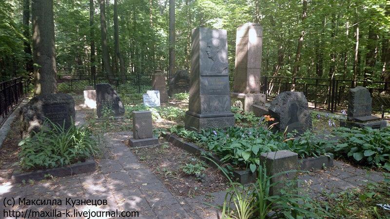 Тимирязевское кладбище