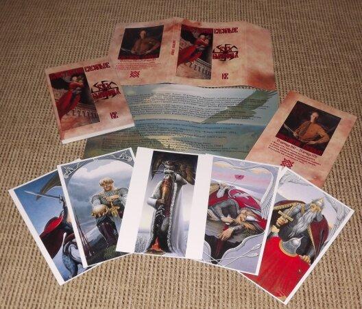 Васильев к.а. наборы открыток 775