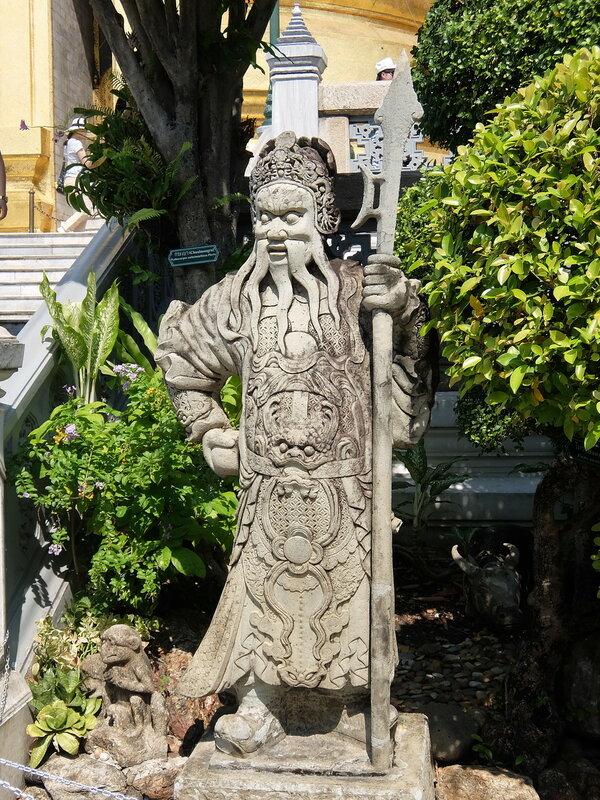 Бангкок - Скульптура