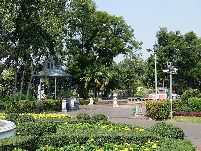 Бангкок - Парк Саранром