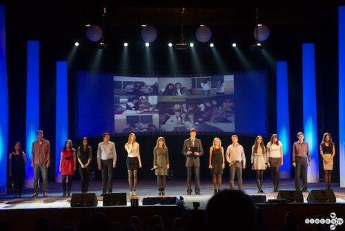 Посвящение в студенты АГУ 24 октября 2013г.фото видео студия SINTES.TV 8-903-948-89-20 www.sintes.tv