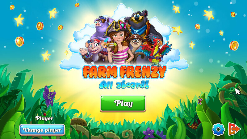 Farm Frenzy: All Aboard!