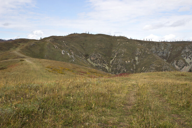 гора Колпаккарагай