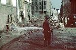 1943-03-23 Бомбардировка Lnnrotinkadun 23.3.1943, Хельсинки. Место: Хельсинки