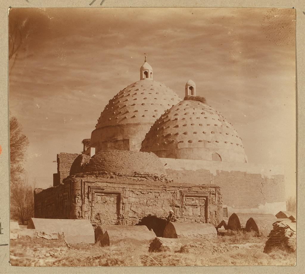 Гробница Баян-Кули-Хан