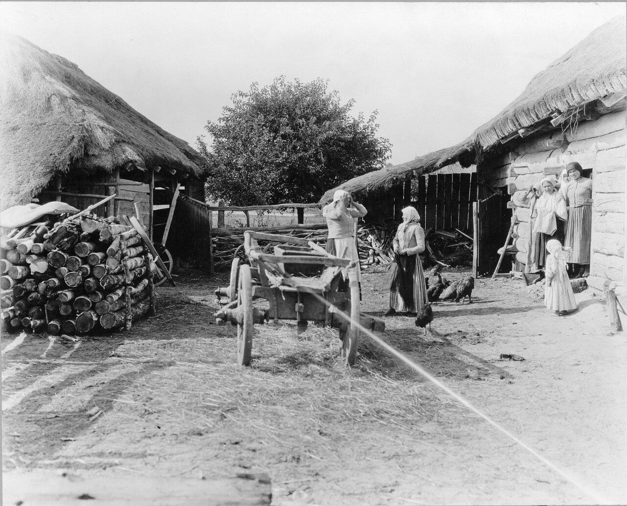 Фото русских деревень прошлого столетия 1 фотография