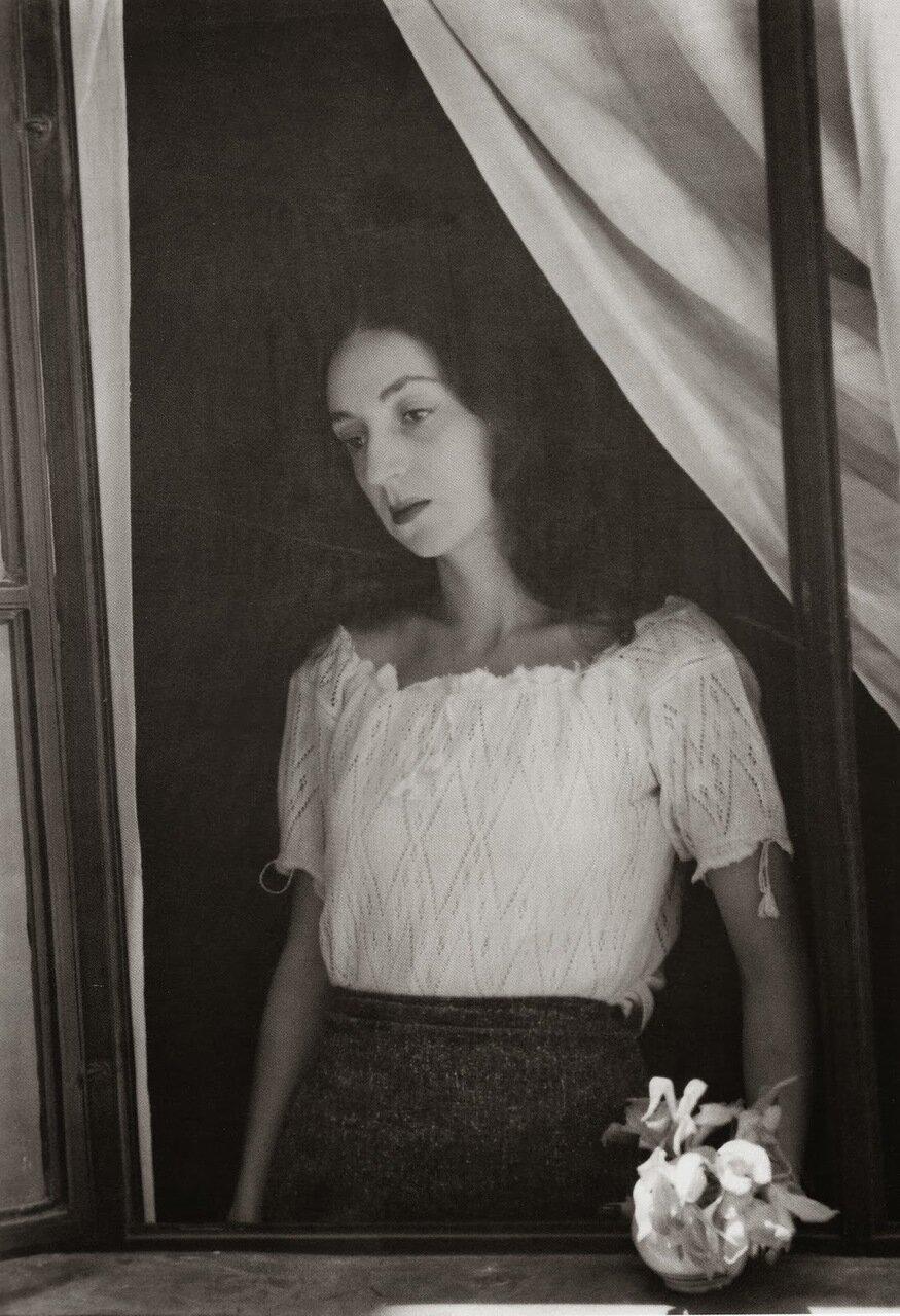 1950.Лия Кардоза. Калифорния