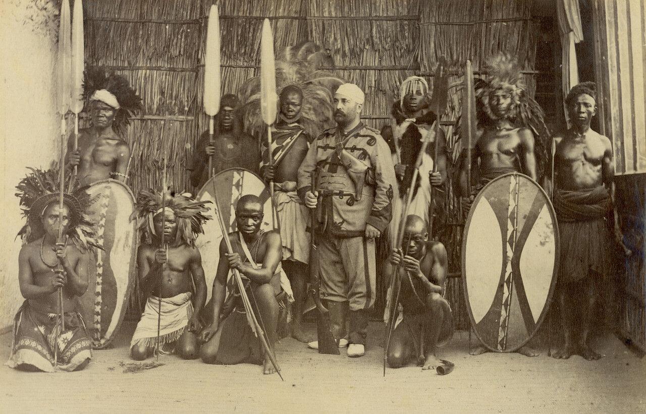 Занзибар, в конце 19-го века