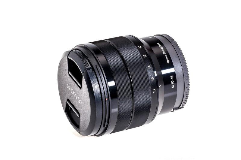 Объектив Sony SEL-1018 10-18 mm F/4 OSS