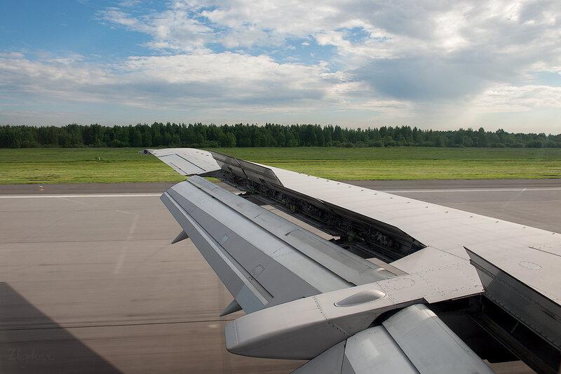 Boeing 737-524 (VP-BYP) Трансаэро D706599