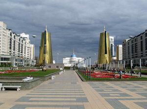 Путешествуем вместе — направление Казахстан