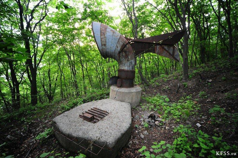 Пороховые погреба Владивостокской крепости