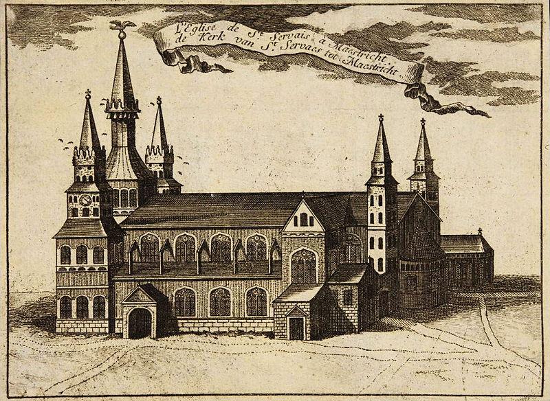 Базилика Святого Серватия, Маастрихт, Нидерланды