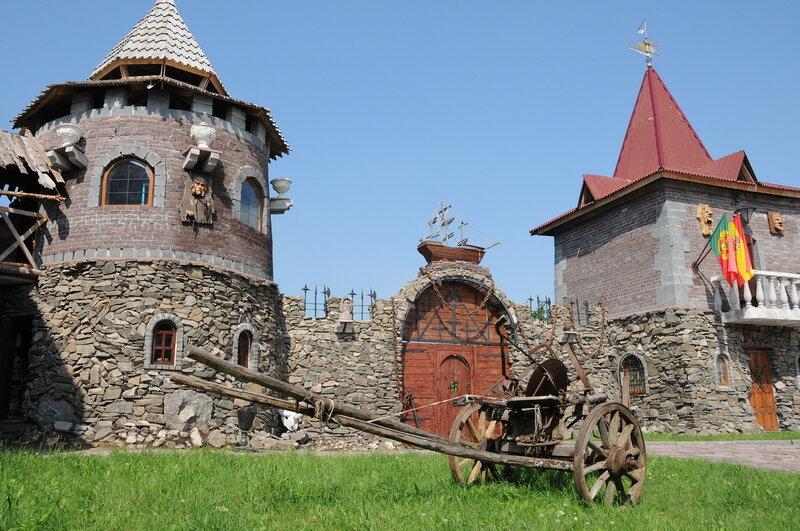 Средневековый замок (20.06.2013)