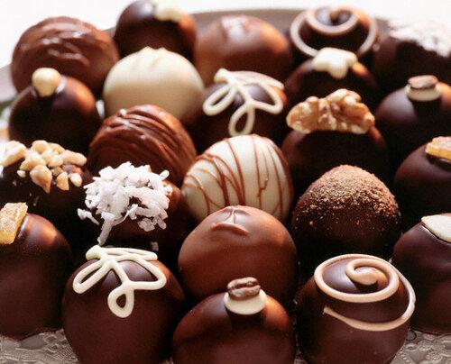 Самые дорогие в мире шоколадные конфеты