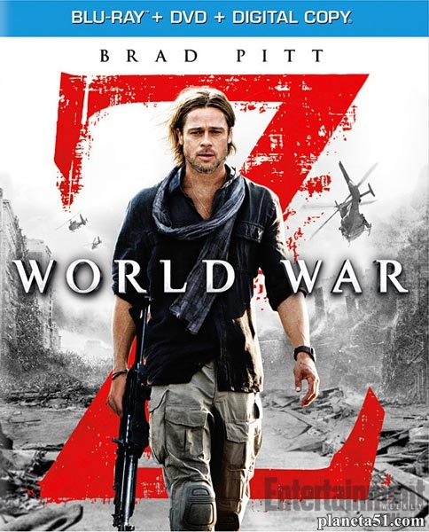 Война миров Z / World War Z (2013/BDRip/HDRip/3D)