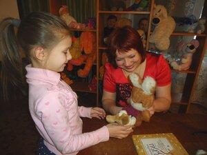 Качканар читает детям