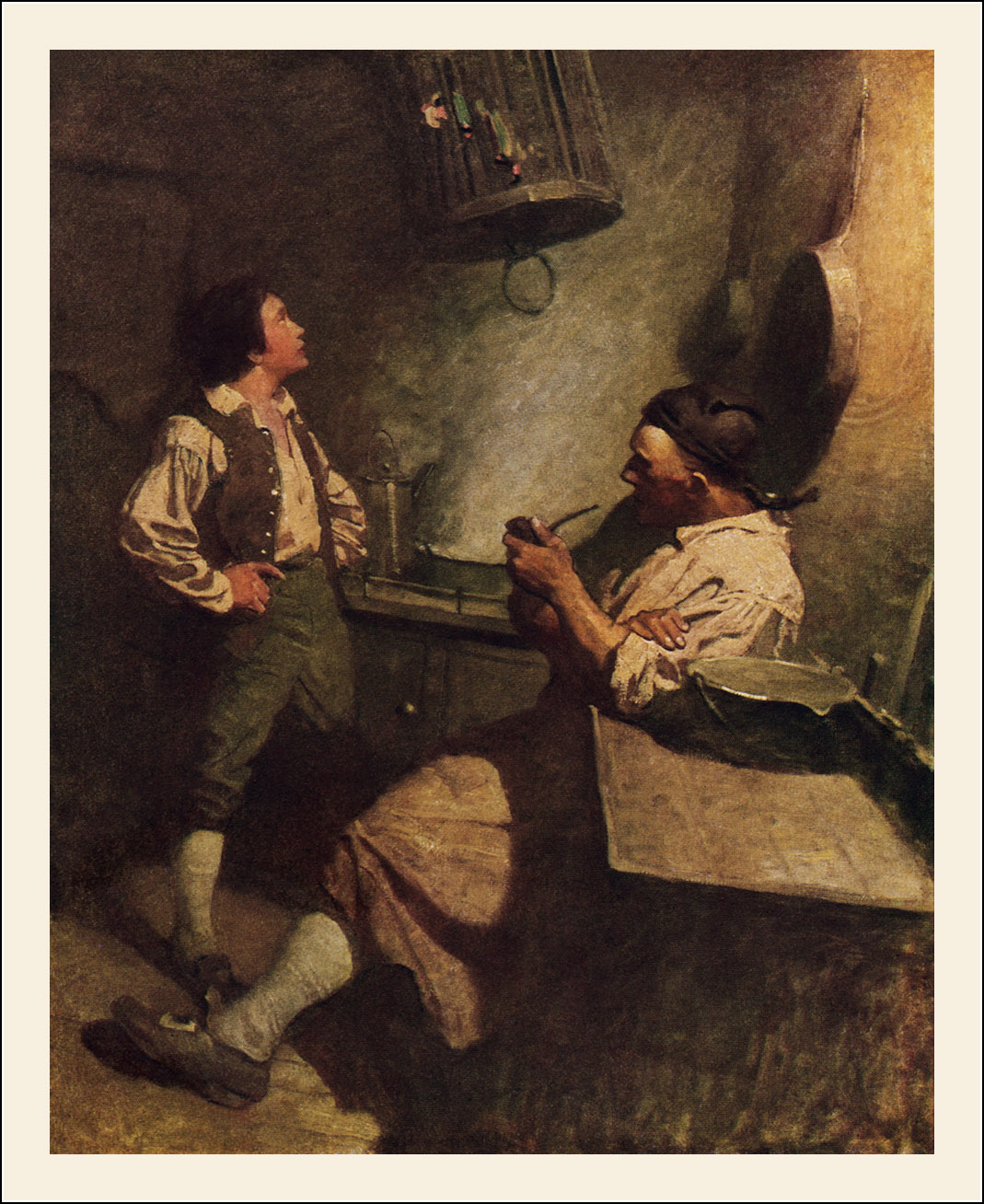 N.C. Wyeth, Treasure Island