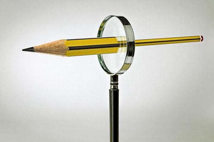 Нулевая функциональность вещей в проете Unlikely. ©Giuseppe Colarusso