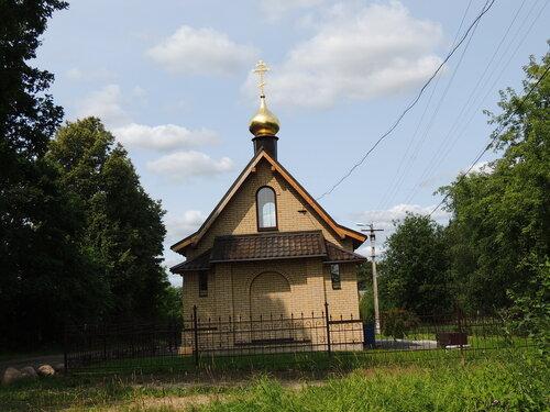 часовня в Мерево