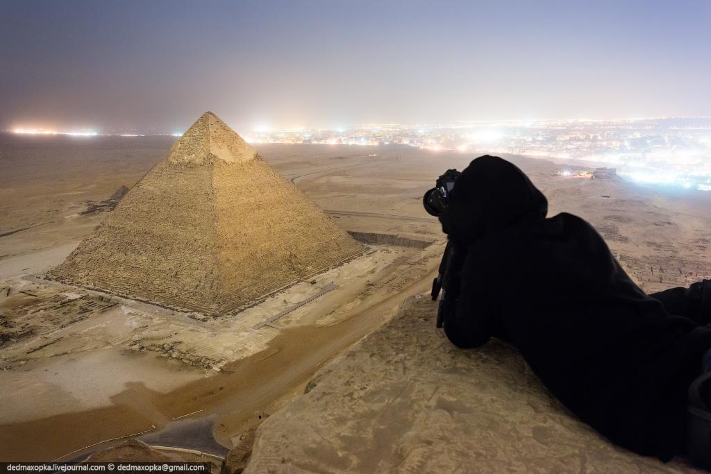 Каир.  Как можно нестандартно отдохнуть в Египте.  Фоторепортаж.