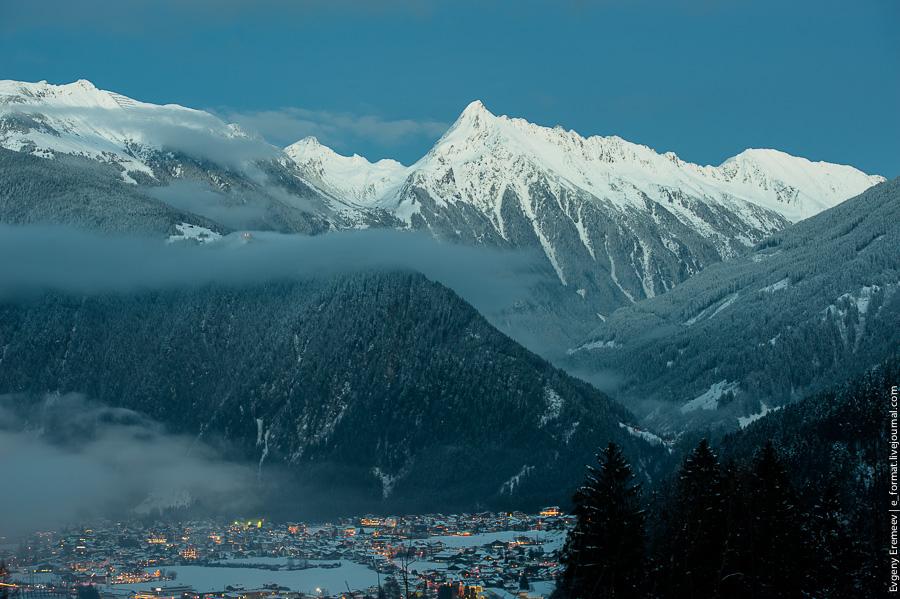 Финкенберг, Австрия