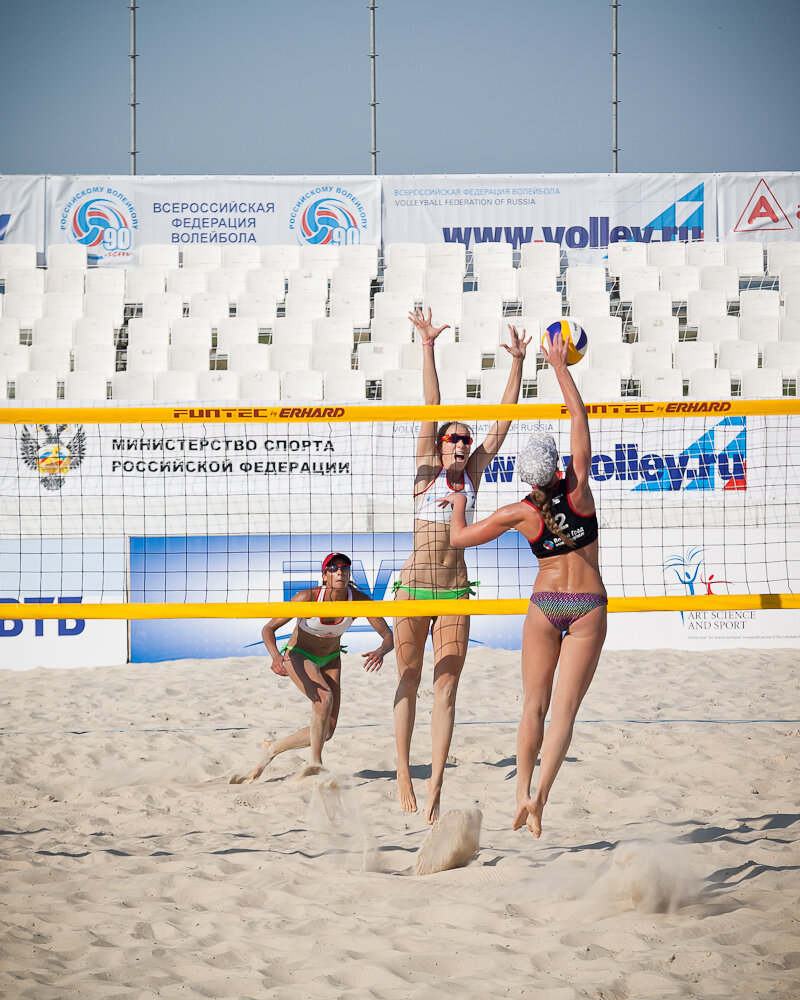 Анапа волейбол 2013