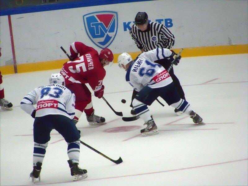 Русские Витязи-ХК МВД (Фото)